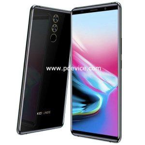 Koolnee K5 Smartphone Full Specification