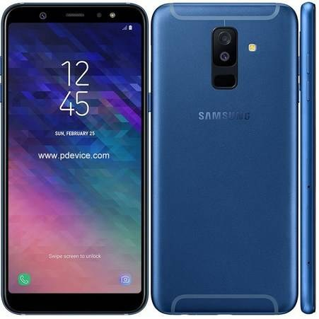 Samsung Galaxy A6+ (2018) Smartphone Full Specification