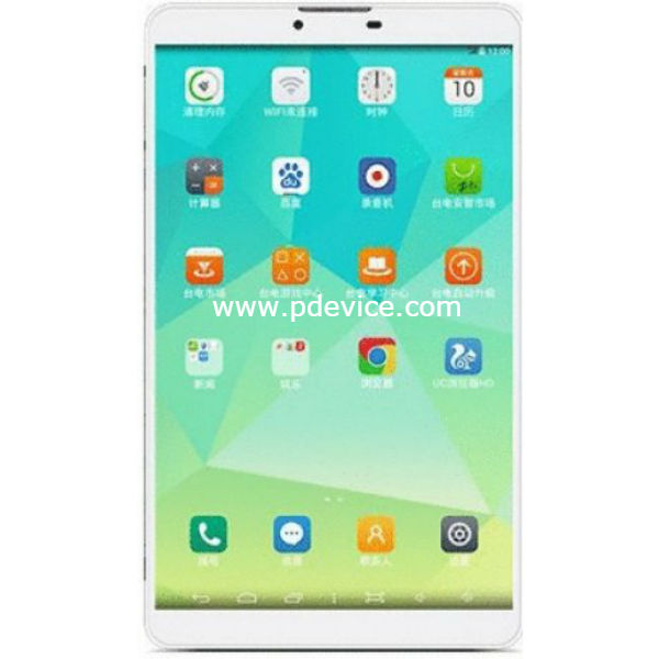 Teclast P80 Pro Tablet Full Specification