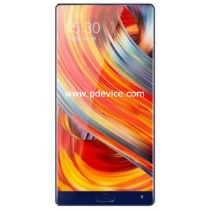 VKworld Mix3 Smartphone Full Specification