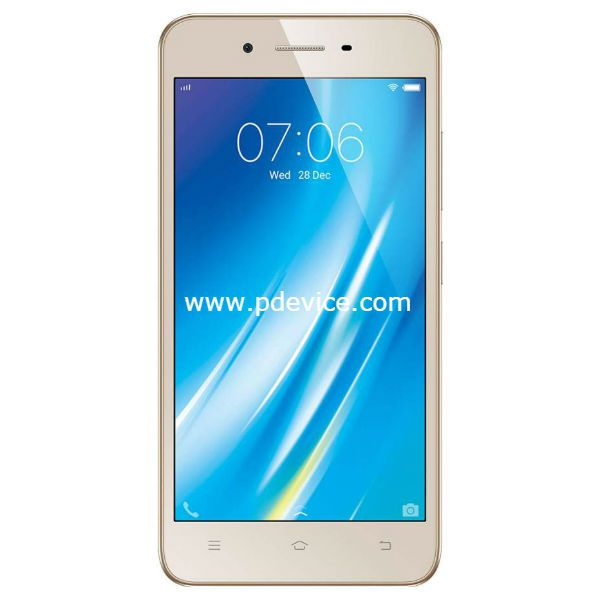 Vivo Y53i Smartphone Full Specification