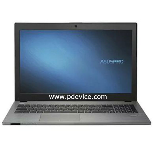 ASUS Pro554NV3350 Notebook Full Specification