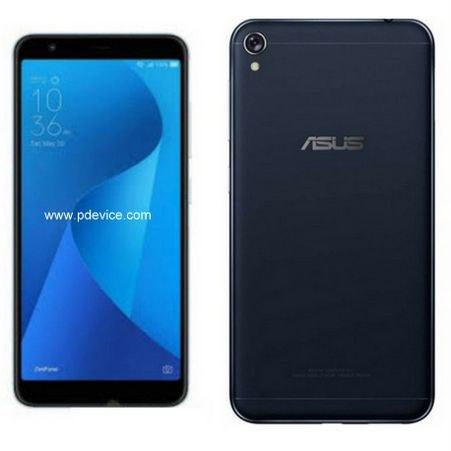 Asus ZenFone Live (L1) ZA550KL Smartphone Full Specification