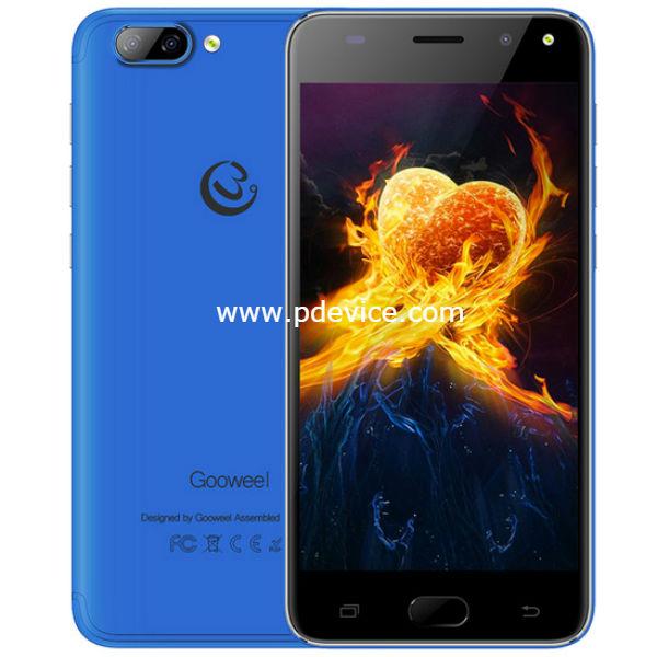 Gooweel S11 Smartphone Full Specification