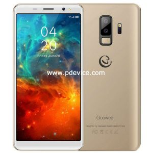 Gooweel S9 Smartphone Full Specification