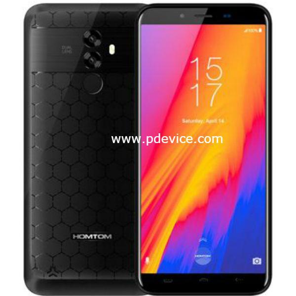 HomTom S99 Smartphone Full Specification