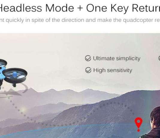 JJRC H36 Mini RC Drone Full Review