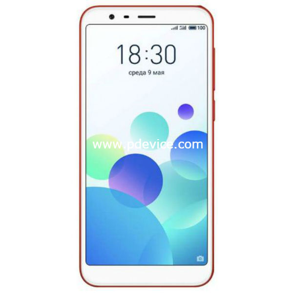 Meizu M8C Smartphone Full Specification
