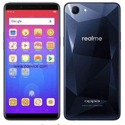 Oppo Realme 1 Smartphone Full Specification