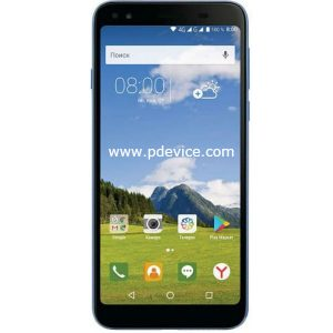 Philips S257 Smartphone Full Specification