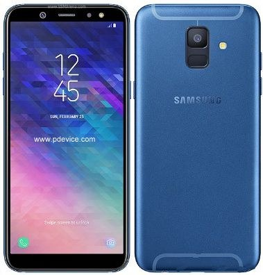 Samsung Galaxy A6 (2018) Smartphone Full Specification