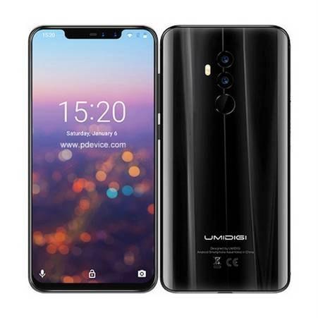 UMIDIGI Z2 Smartphone Full Specification