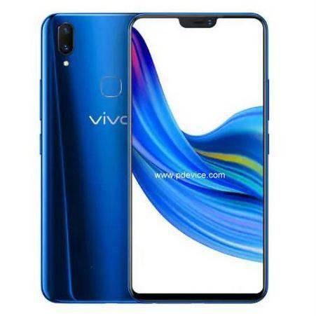 Vivo Z1 Smartphone Full Specification