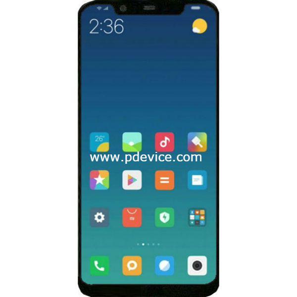 Xiaomi Mi 8 SE Smartphone Full Specification