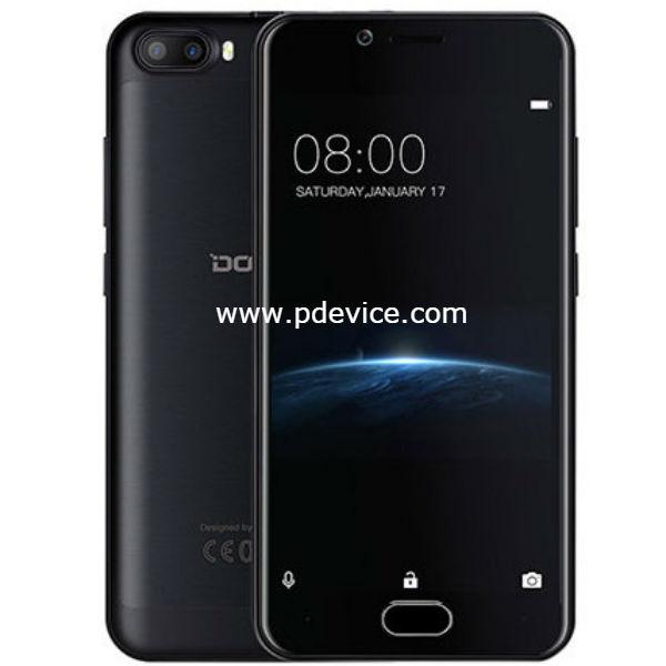 Doogee S55 Smartphone Full Specification