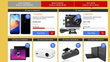 GearBest Mid-Year Sale