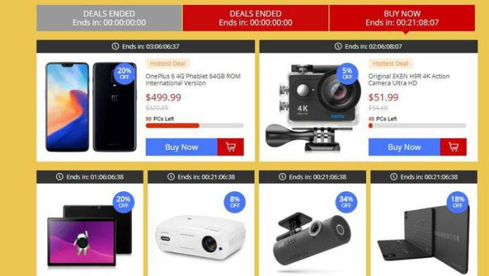 GearBest Mid-Year Sale