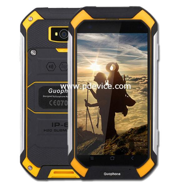 Guophone V19 Smartphone Full Specification