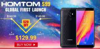 HOMTOM S99 Flash SALE