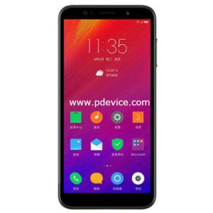 Lenovo A5 Smartphone Full Specification