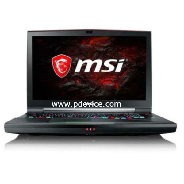 MSI GT75 8RG-002CN Gaming Laptop Full Specification
