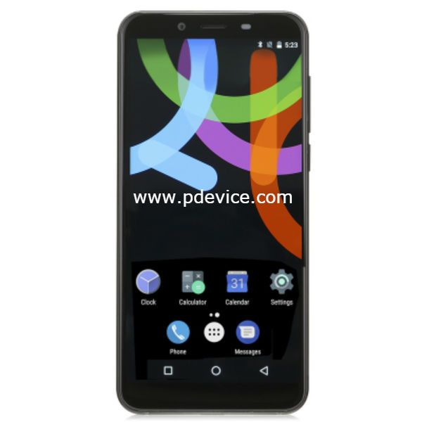 QUBO Neptuno Smartphone Full Specification