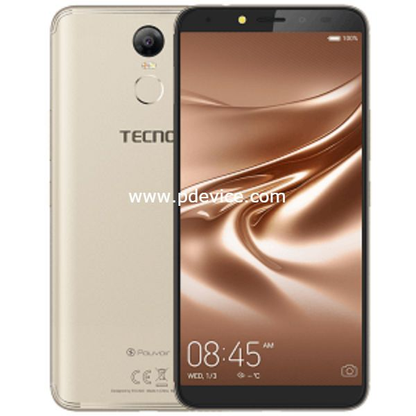 Tecno Pouvoir 2 Pro Smartphone Full Specification