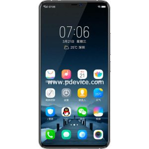 Vivo NEX Smartphone Full Specification