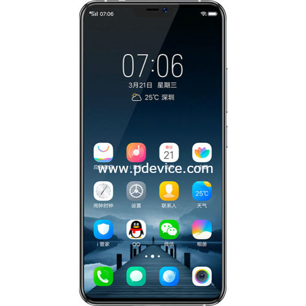 Vivo NEX Smartphone Full Specification