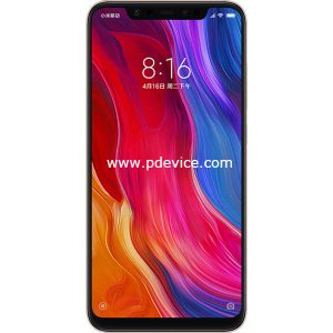 Xiaomi Mi 8 Explorer Edition Smartphone Full Specification