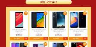 Chinese Smartphone Sale 2018 - Best Budget Phones 2018