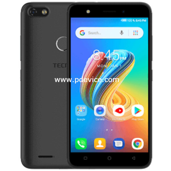 Tecno F2 LTE Smartphone Full Specification