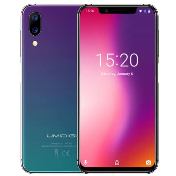 UMiDIGI One Pro Smartphone Full Specification