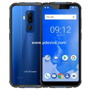 Ulefone Armor 5 Smartphone Full Specification