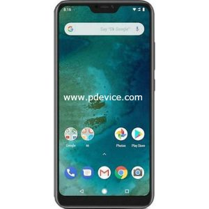 Xiaomi Mi A2 Lite Smartphone Full Specification