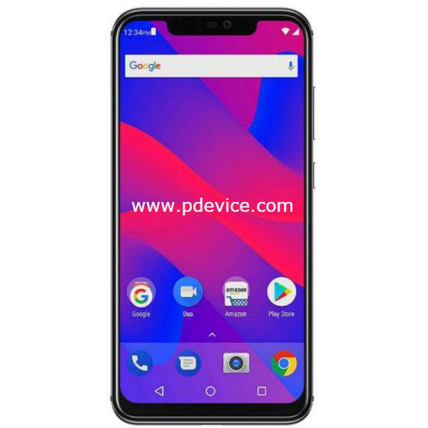 BLU Vivo XI+ Smartphone Full Specification