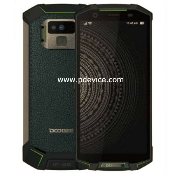 Doogee S70 Smartphone Full Specification