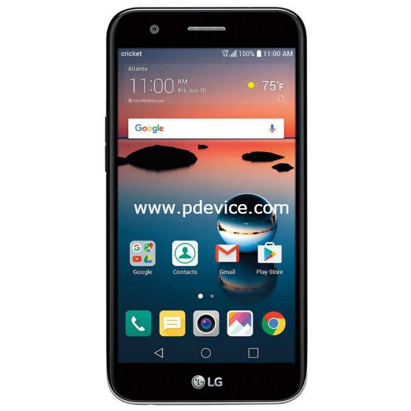 LG Harmony 2 Smartphone Full Specification