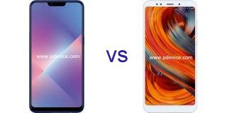 Oppo Realme 2 vs Xiaomi Redmi Note 5 Pro