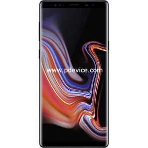 Samsung Galaxy Note9 Exynos Smartphone Full Specification