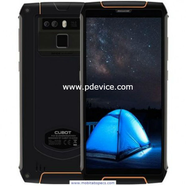 Cubot King Kong 3 Smartphone Full Specification