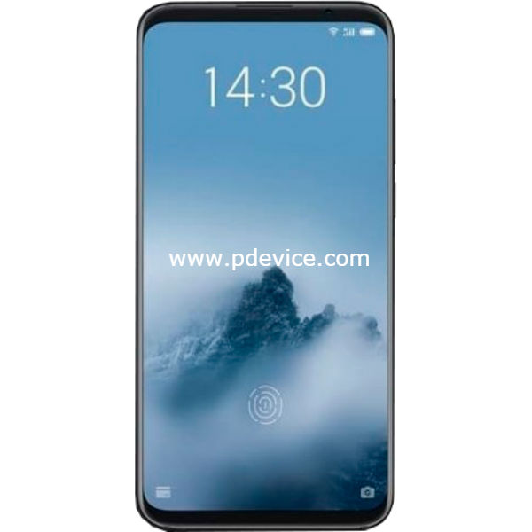 Meizu 16X Smartphone Full Specification