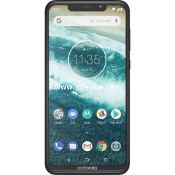 Motorola One Power Smartphone Full Specification