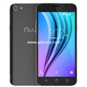 NUU Mobile G2 Smartphone Full Specification