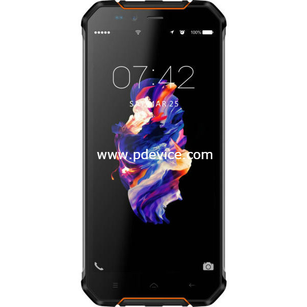 Oukitel WP1 Smartphone Full Specification