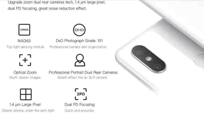 Xiaomi MI MIX 2S Coupon Code