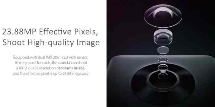 Xiaomi Mi Sphere Camera 4K Panorama Action Camera $75.3 GearBest Promo Code