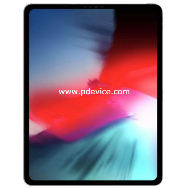 Apple iPad Pro 12.9 (2018) Wi-Fi Tablet Full Specification