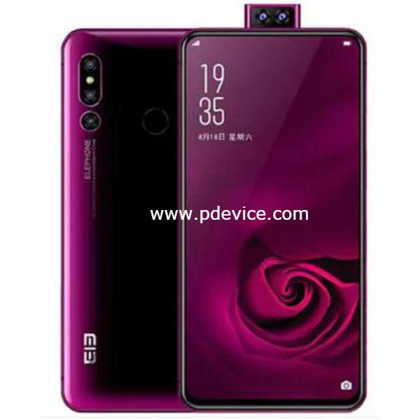 Elephone U2 Smartphone Full Specification