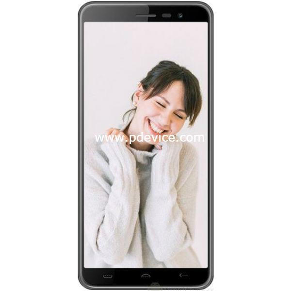 HomTom S17 Smartphone Full Specification